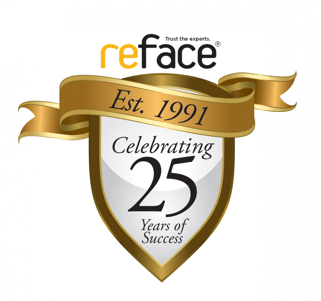 25 Years Logo (R) moved