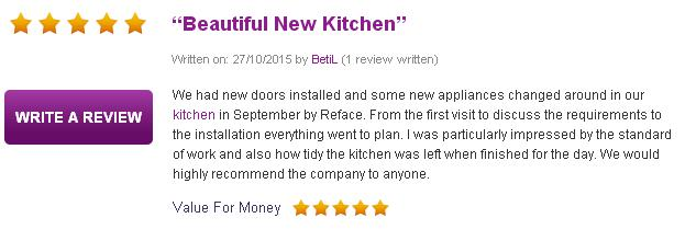 Reface Scotland Replacement Kitchen Doors Fitted Kitchens
