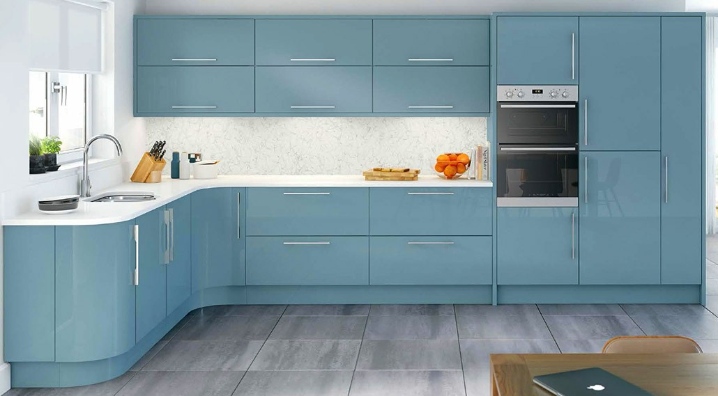 Complete fitted kitchens reface scotland for Fitted kitchen cabinets