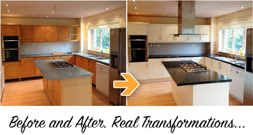 Reface Scotland Specialists Replacement Kitchen Doors