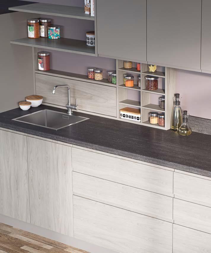Reface kitchens reface scotland - Tivoli kitchenware ...