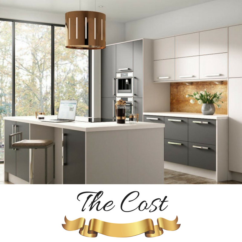 How Much Does It Cost To Reface Cabinets 2016