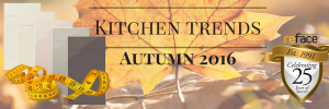 Kitchen Trends 2016 Autumn