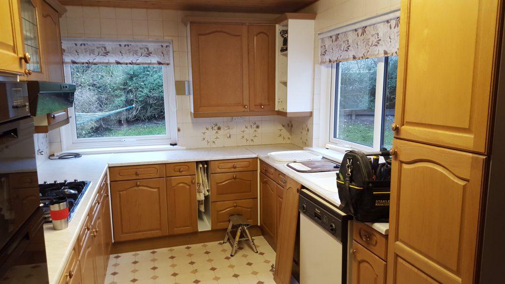 Kitchen Refacing | Uddingston - Reface Scotland