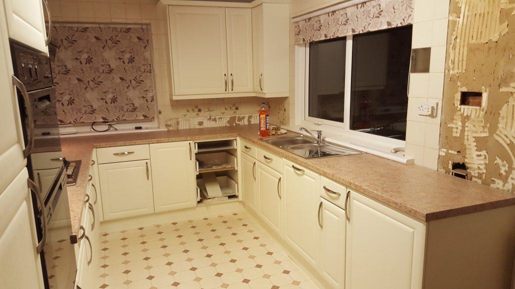 kitchen refacing uddingston reface scotland