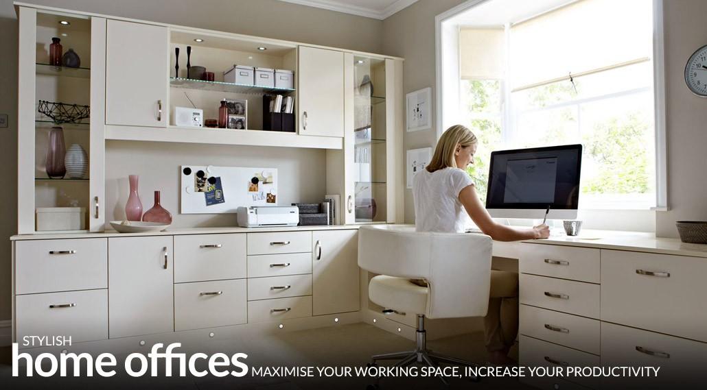 Custom home office design reface scotland - Unique desks for home office ...
