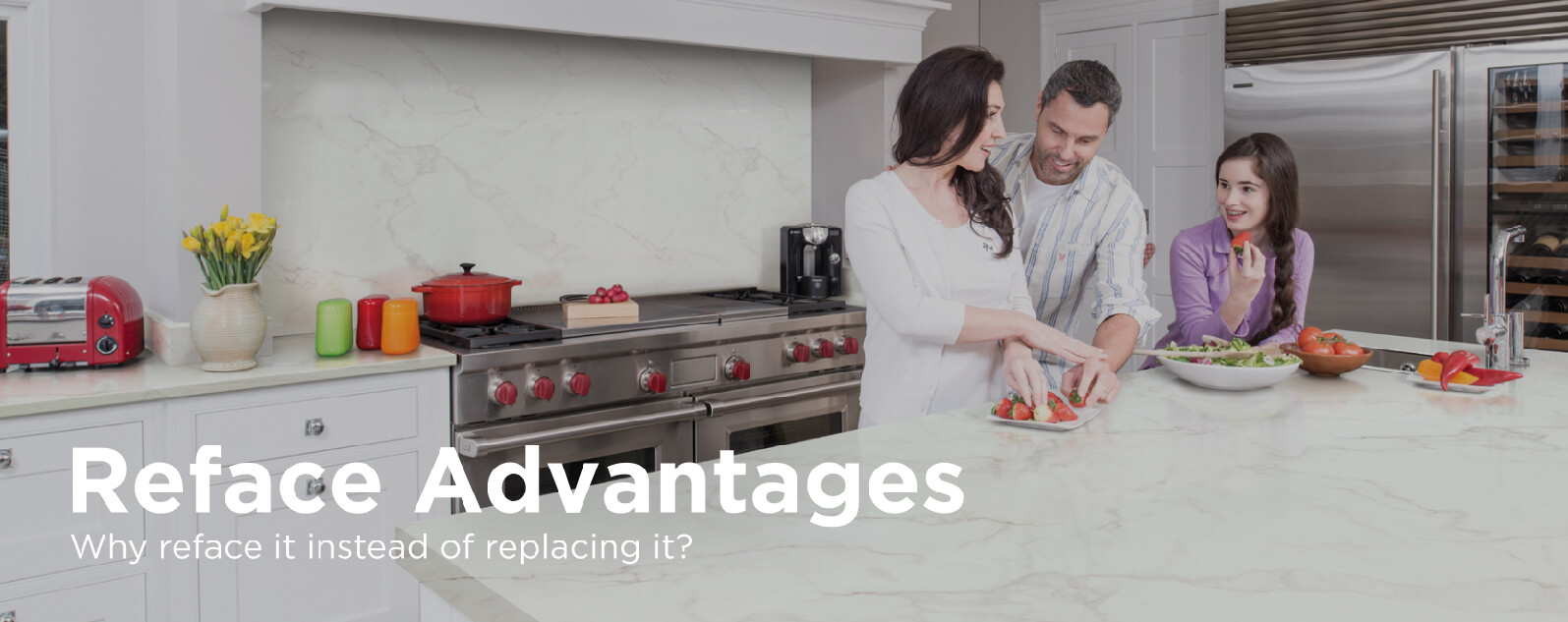 Reface Advantages