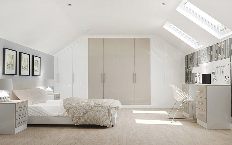 Fitted Bedrooms Reface Scotland